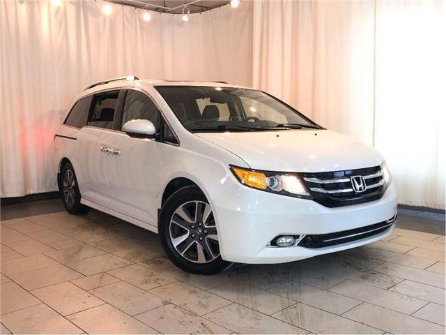 2014 Honda Odyssey Touring (Stk: 38287) in Toronto - Image 1 of 30