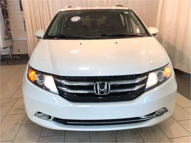 2014 Honda Odyssey Touring (Stk: 38287) in Toronto - Image 2 of 30
