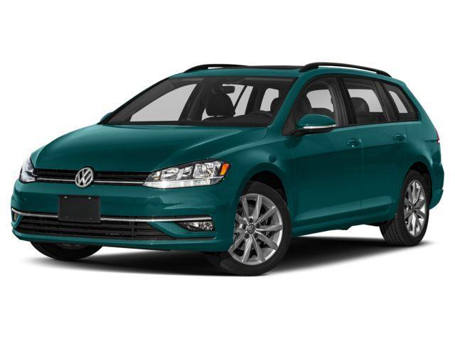 2019 Volkswagen Golf SportWagen 1.4 TSI Highline (Stk: VWTF1780) in Richmond - Image 1 of 9