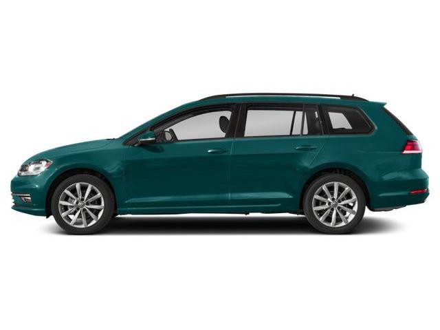 2019 Volkswagen Golf SportWagen 1.4 TSI Highline (Stk: VWTF1780) in Richmond - Image 2 of 9