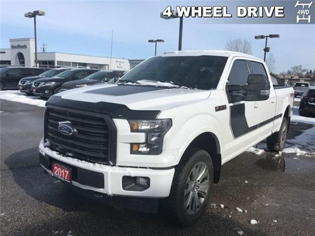 2017 Ford F-150 FX4 (Stk: 23874T) in Newmarket - Image 1 of 17