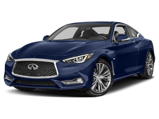 2019 Infiniti Q60 3.0t LUXE (Stk: K602) in Markham - Image 1 of 9