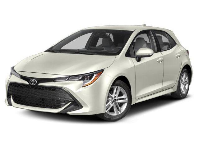 2019 Toyota Corolla Hatchback SE Upgrade Package (Stk: 190388) in Whitchurch-Stouffville - Image 1 of 9