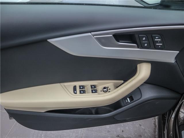 2018 Audi A4 2.0T Progressiv (Stk: 181786A) in Toronto - Image 9 of 28
