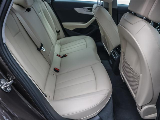 2018 Audi A4 2.0T Progressiv (Stk: 181786A) in Toronto - Image 21 of 28