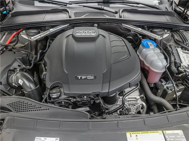 2018 Audi A4 2.0T Progressiv (Stk: 181786A) in Toronto - Image 22 of 28