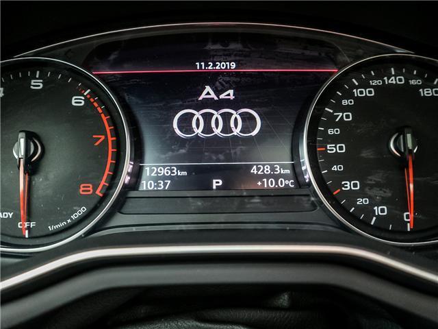 2018 Audi A4 2.0T Progressiv (Stk: 181786A) in Toronto - Image 27 of 28