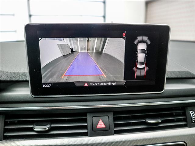 2018 Audi A4 2.0T Progressiv (Stk: 181786A) in Toronto - Image 28 of 28