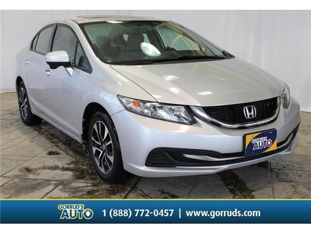 2014 Honda Civic EX (Stk: 011671) in Milton - Image 1 of 42