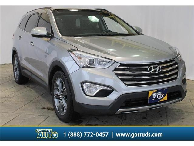 2016 Hyundai Santa Fe XL LTD (Stk: 142220) in Milton - Image 1 of 46