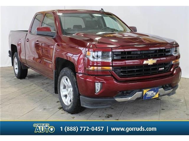 2016 Chevrolet Silverado 1500  (Stk: 353278) in Milton - Image 1 of 39