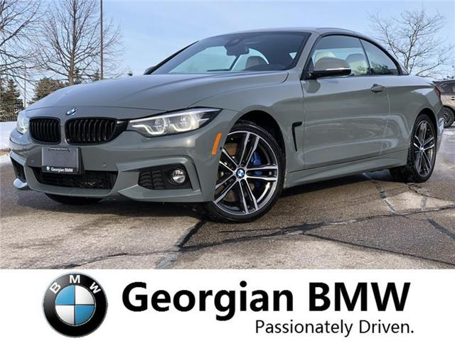 2018 BMW 440i xDrive (Stk: P1420) in Barrie - Image 1 of 22