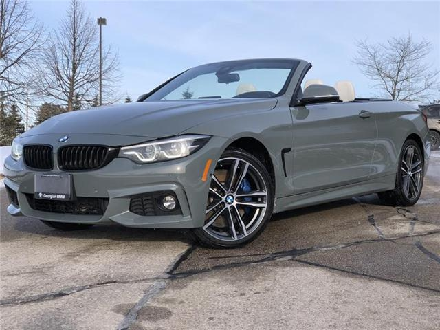 2018 BMW 440i xDrive (Stk: P1420) in Barrie - Image 2 of 22