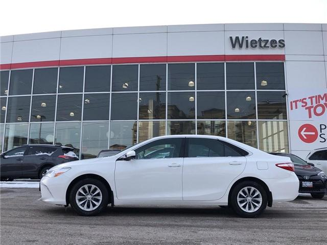 2016 Toyota Camry LE (Stk: U2322) in Vaughan - Image 2 of 22