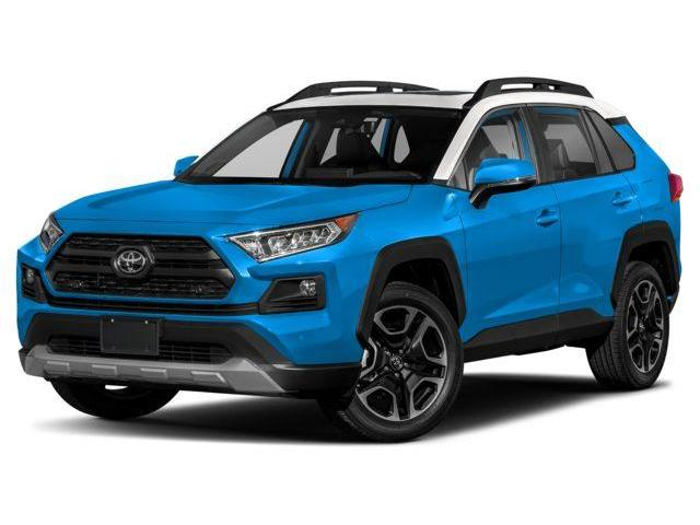 2019 Toyota RAV4 Trail (Stk: 190684) in Edmonton - Image 1 of 9