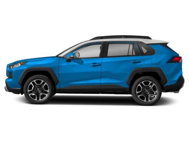 2019 Toyota RAV4 Trail (Stk: 190684) in Edmonton - Image 2 of 9