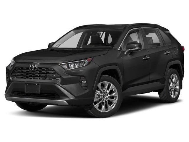 2019 Toyota RAV4 Limited (Stk: 190747) in Edmonton - Image 1 of 9