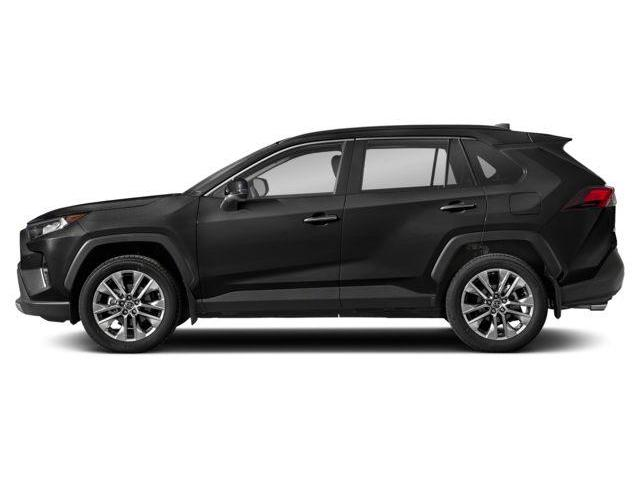 2019 Toyota RAV4 Limited (Stk: 190747) in Edmonton - Image 2 of 9