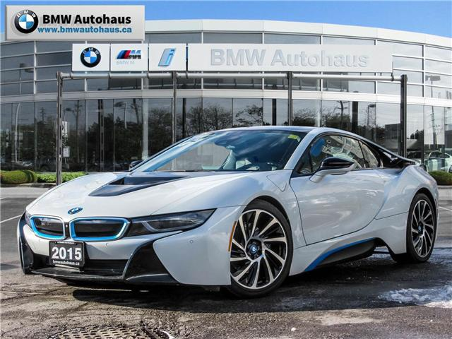 2015 BMW i8 Base (Stk: P8778) in Thornhill - Image 1 of 21