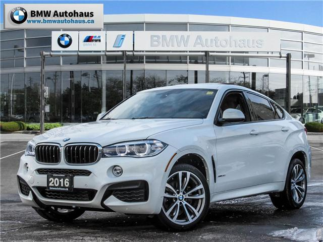 2016 BMW X6 xDrive35i (Stk: P8751) in Thornhill - Image 1 of 26