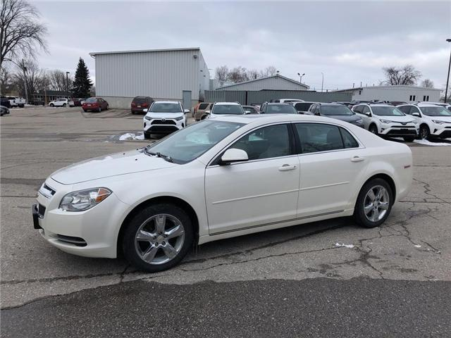 2011 Chevrolet Malibu LT Platinum Edition (Stk: U28518) in Goderich - Image 1 of 17