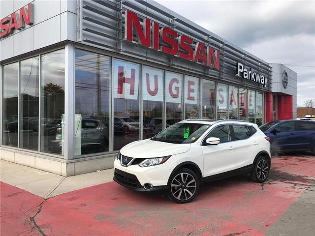2017 Nissan Qashqai SL (Stk: N1390) in Hamilton - Image 1 of 9