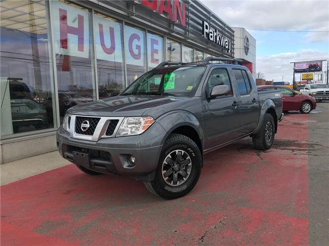 2018 Nissan Frontier PRO-4X (Stk: N1397) in Hamilton - Image 1 of 9