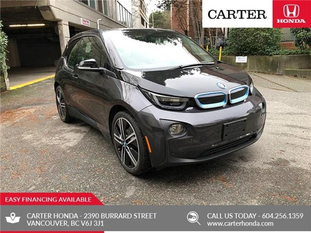 2015 BMW i3 Base (Stk: B57030) in Vancouver - Image 1 of 22