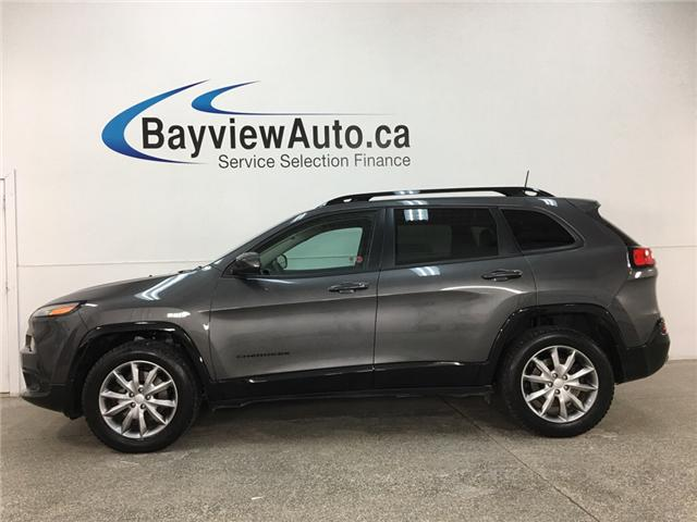 2018 Jeep Cherokee North (Stk: 34336R) in Belleville - Image 1 of 25