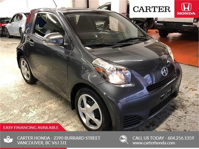 2012 Scion iQ Base (Stk: B48791) in Vancouver - Image 1 of 22