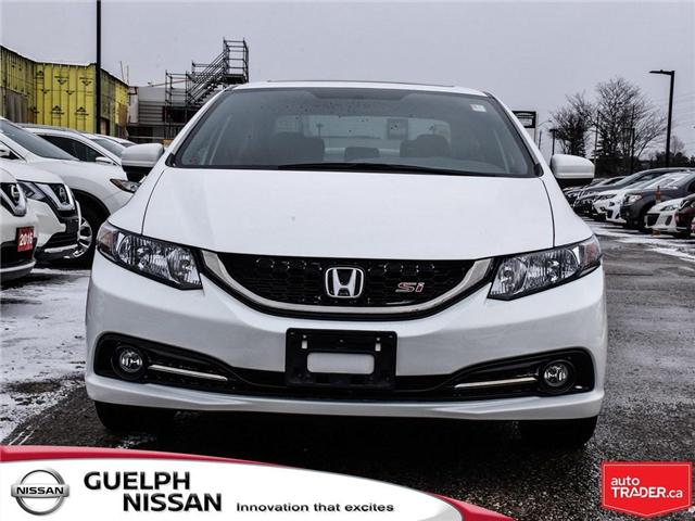 2015 Honda Civic Si (Stk: N19939A) in Guelph - Image 2 of 24
