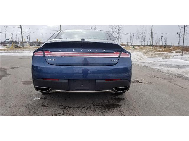 2018 Lincoln MKZ Hybrid Reserve (Stk: P8503) in Unionville - Image 6 of 23