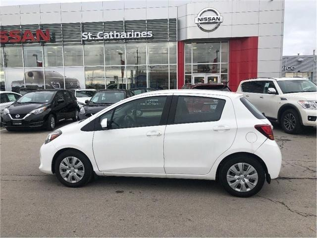 2016 Toyota Yaris LE (Stk: MU18083B) in St. Catharines - Image 2 of 18