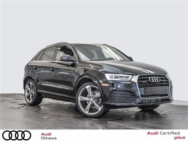 2016 Audi Q3 2.0T Technik (Stk: 52247A) in Ottawa - Image 1 of 22