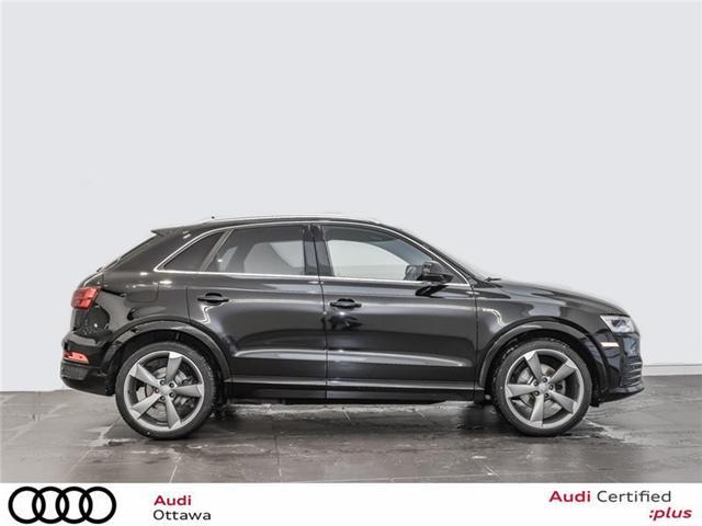 2016 Audi Q3 2.0T Technik (Stk: 52247A) in Ottawa - Image 2 of 22