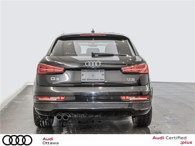 2016 Audi Q3 2.0T Technik (Stk: 52247A) in Ottawa - Image 4 of 22