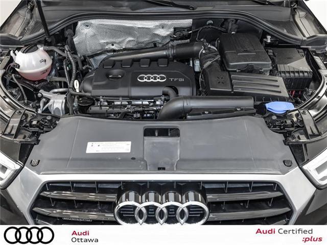 2016 Audi Q3 2.0T Technik (Stk: 52247A) in Ottawa - Image 8 of 22