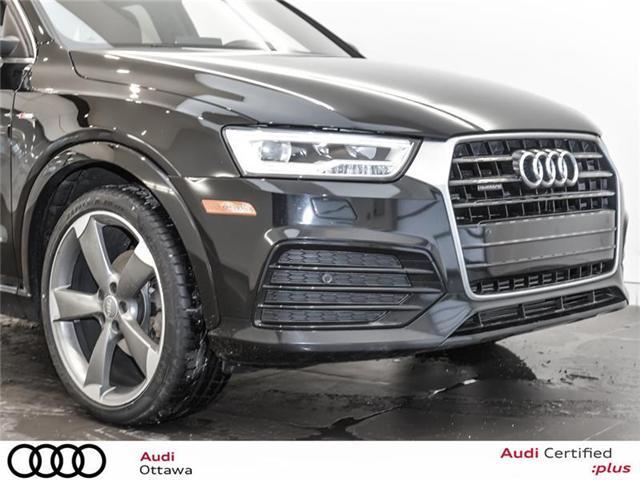2016 Audi Q3 2.0T Technik (Stk: 52247A) in Ottawa - Image 9 of 22