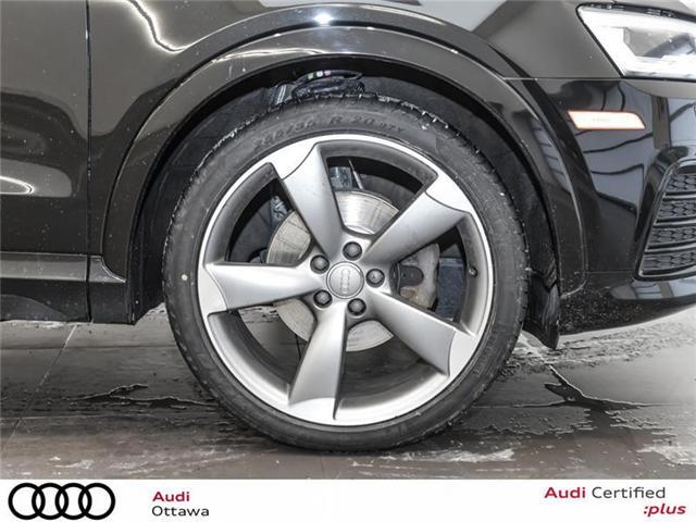 2016 Audi Q3 2.0T Technik (Stk: 52247A) in Ottawa - Image 10 of 22