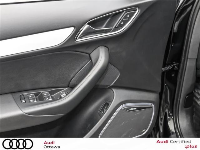 2016 Audi Q3 2.0T Technik (Stk: 52247A) in Ottawa - Image 11 of 22