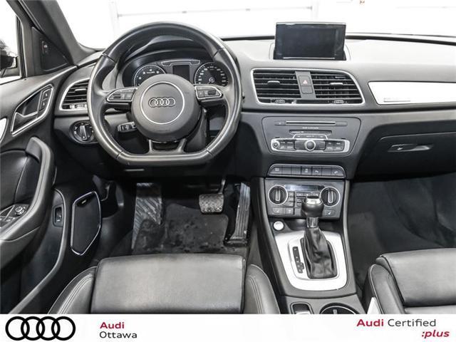 2016 Audi Q3 2.0T Technik (Stk: 52247A) in Ottawa - Image 15 of 22