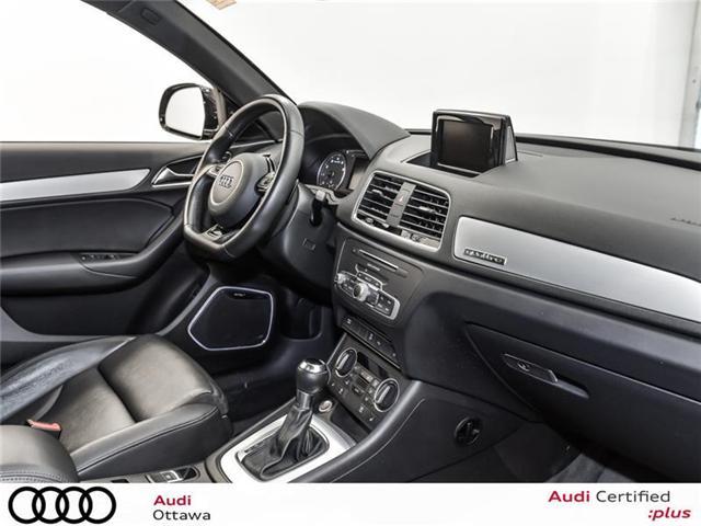 2016 Audi Q3 2.0T Technik (Stk: 52247A) in Ottawa - Image 16 of 22