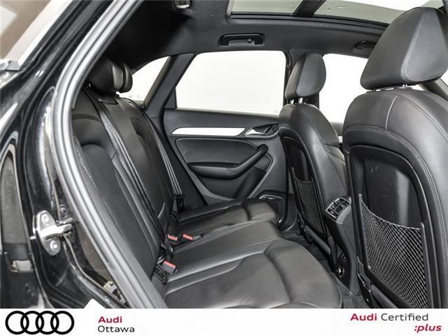 2016 Audi Q3 2.0T Technik (Stk: 52247A) in Ottawa - Image 17 of 22