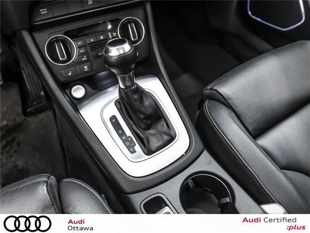 2016 Audi Q3 2.0T Technik (Stk: 52247A) in Ottawa - Image 18 of 22