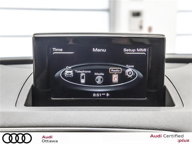 2016 Audi Q3 2.0T Technik (Stk: 52247A) in Ottawa - Image 21 of 22