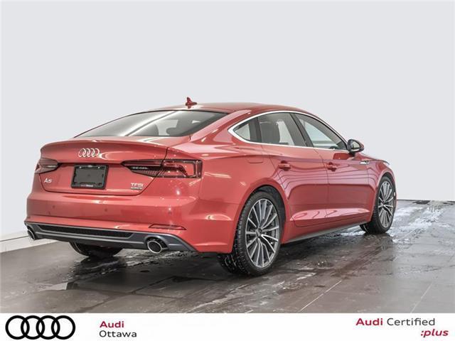 2018 Audi A5 2.0T Progressiv (Stk: 52251) in Ottawa - Image 3 of 22