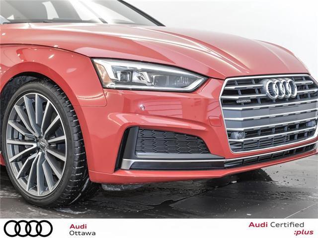 2018 Audi A5 2.0T Progressiv (Stk: 52251) in Ottawa - Image 9 of 22