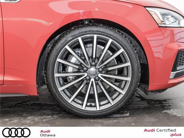 2018 Audi A5 2.0T Progressiv (Stk: 52251) in Ottawa - Image 10 of 22