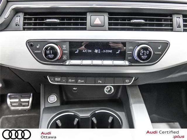 2018 Audi A5 2.0T Progressiv (Stk: 52251) in Ottawa - Image 19 of 22