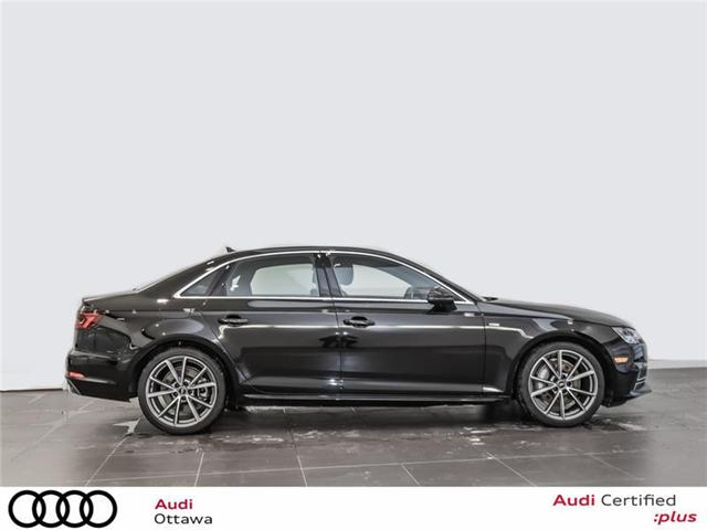 2018 Audi A4 2.0T Progressiv (Stk: PA534) in Ottawa - Image 2 of 22